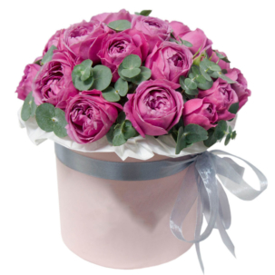 """Цветы в коробке """"Чародейка"""""""